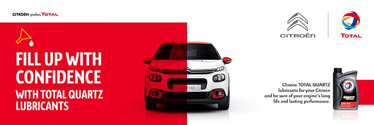 Total in Citroën