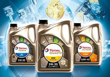TotalEnergies v novi embalaži