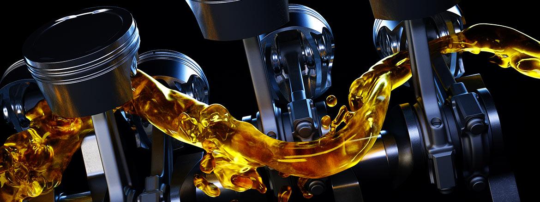 Sintetična motorna olja